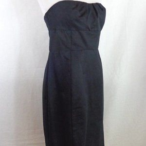 THE LIMITED Women's Cotton Blend Black Strapless12